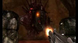 preview picture of video 'Clive Barker's Jericho gameplay and cutscene'