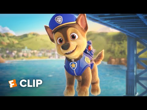 Paw Patrol: The Movie (Clip 'Chase Is on the Case!')