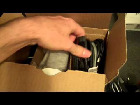 Sony Handycam HDR-CX150 Unboxing