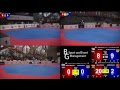 Taekwondo U21 Poland Day 4