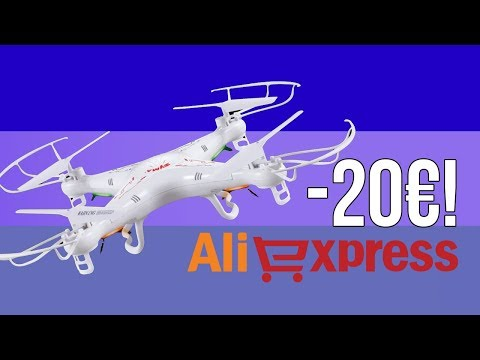 TOP 5 DRONES MAS BARATOS DE ALIEXPRESS