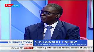 Business Today: Sustainable power production