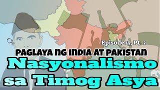 Grade 7 AP   Nasyonalismo sa Timog Asya (PART 2)   Ser Ian Class