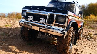 Rc Car 4x4 Off Road Tuned Ford Bronco — RC Extreme Pictures