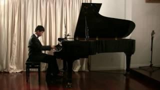 English Suite II in A Minor, BWV 807 Prelude by Johann Sebastian Bach