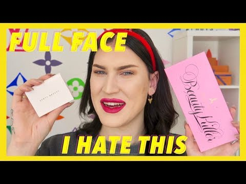 Full Face Porducts I HATE! | JessieMaya