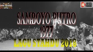 SAMBOYO PUTRO Super Pegon Indonesia 2018