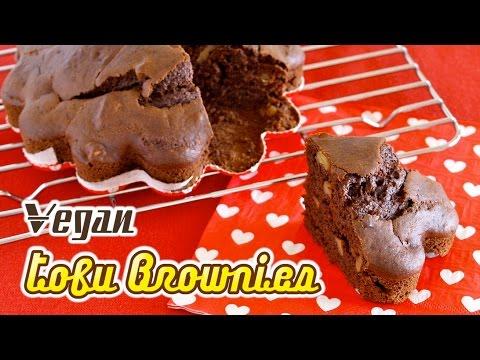 Vegan Tofu Brownies to LOSE WEIGHT ダイエット中も満足!豆腐ブラウニー – OCHIKERON – CREATE EAT HAPPY