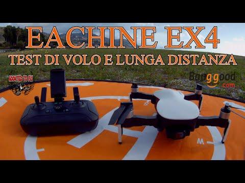 EACHINE EX4 TEST DI VOLO E LUNGA DISTANZA