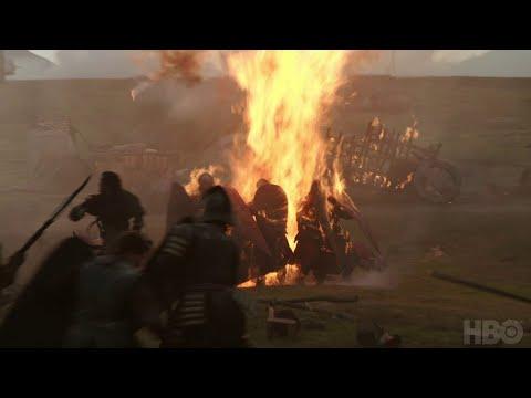 Hra o trůny: Jak se natáčela bitva s drakem