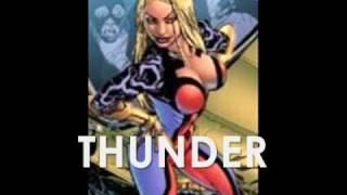 Over 60 Black Female Superheroes!