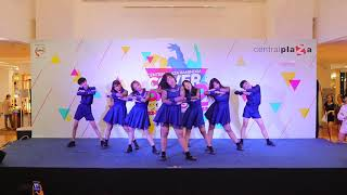 23/09/61 JellyBear Cover Oh! My Girl @Centralplaza Ramindra Cover Dance 2018 SS2