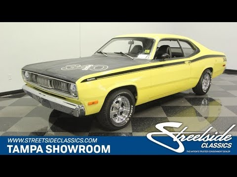 Video of '72 Duster - PWHB
