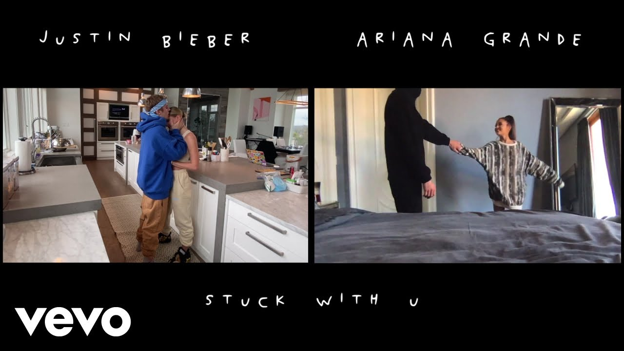 Ariana Grande & Justin Bieber — Stuck with U