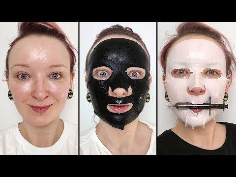Maska do głębokiej odbudowy włosów z olejem amly everstrong Faberlic
