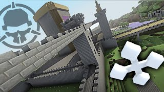Minecraft FPV?! – Flying a DRONE in Minecraft!