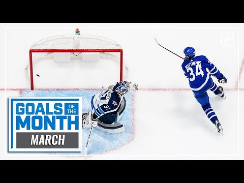 Filthiest Goals of March   2021 NHL Season