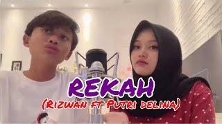 Perdana Rizwan ft Putri Delina Cover Bareng Rekah Brisia Jod...