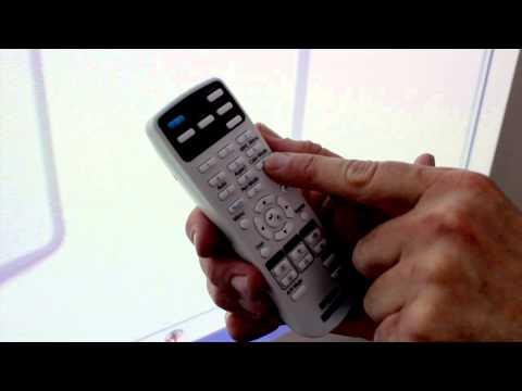 Como usar el proyector Epson BrightLink - 2