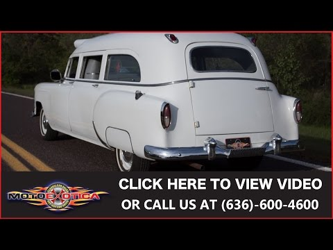 Video of '54 150 Ambulance - JLPS