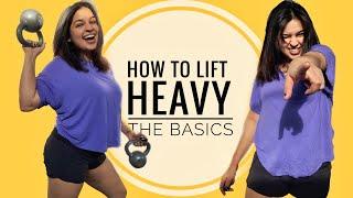 How to Start Lifting | Strength Training Basics | Deadlift with Me | VLOG