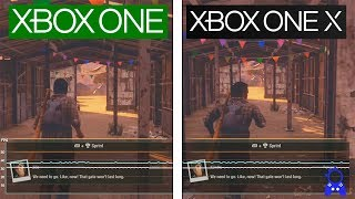 State of Decay 2 | Xbox One / One X 4K | FRAMERATE TEST | FPS Comparison