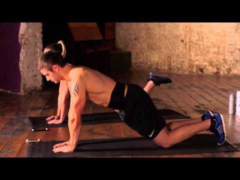 Comme gonfler les muscles du dos dans les conditions domestiques vite