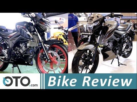 Suzuki GSX-S150 vs GSX-150 Bandit | Bike Review | Ini 5 Perbedaannya | OTO.com