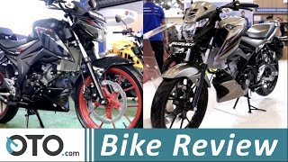 Suzuki Gsx 150 Bandit Price Spec Reviews Promo For January 2019
