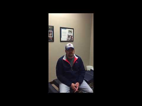 Neck & Arm Pain Testimonial
