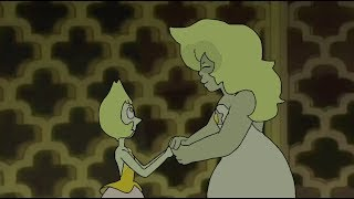A single pale rose Yellow Diamond version AU | Steven Universe fan animation | Rose Quartz Fenzy