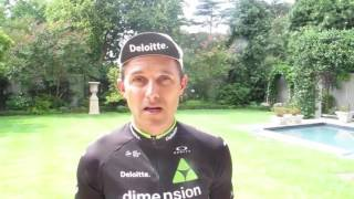 Deloitte Ride Across Britain: Team Dimension Data share advice on training