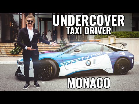 UNDERCOVER TAXI IN A SAFETY CAR & FAN RIDES | eVLOG