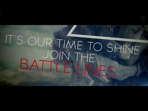 "Fight The Fade - ""Rise"" [Official Lyric Video]"