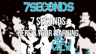7 Seconds - Here's Your Warning (Bass Cover)