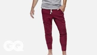 Are Sweatpants OK for Date Nights, Work, and Weddings Style and How-to | GQ