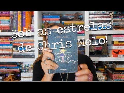 Sob as estrelas de Chris Melo - Adorei esse livro 3