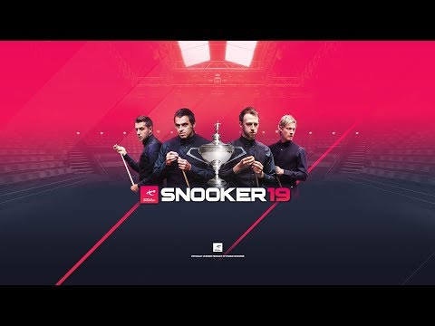 Snooker 19 Trailer | PC | PS4 | Xbox One | Nintendo Switch thumbnail