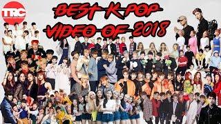 Best K-POP Videos of 2018 #KPOP #BESTKPOP #KPOP2018