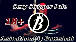 Sims 4 Sexy Stripper Pole *Animations Download*