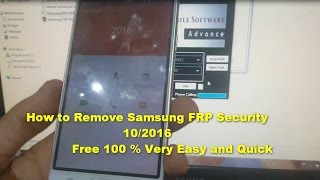 Latest FRP Helper Tools 2017 - Samsung All Model FRP Helper