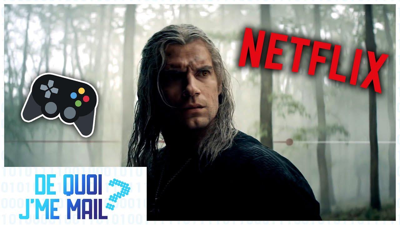 Bientôt des jeux gratuits sur Netflix ? DQJMM (1/2)