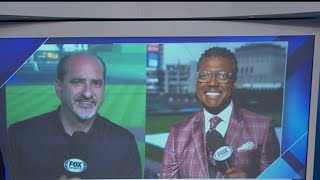 Brawl In Tigers Broadcast Booth