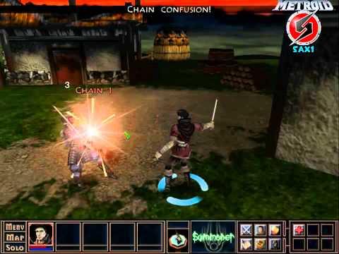 summoner pc gameplay