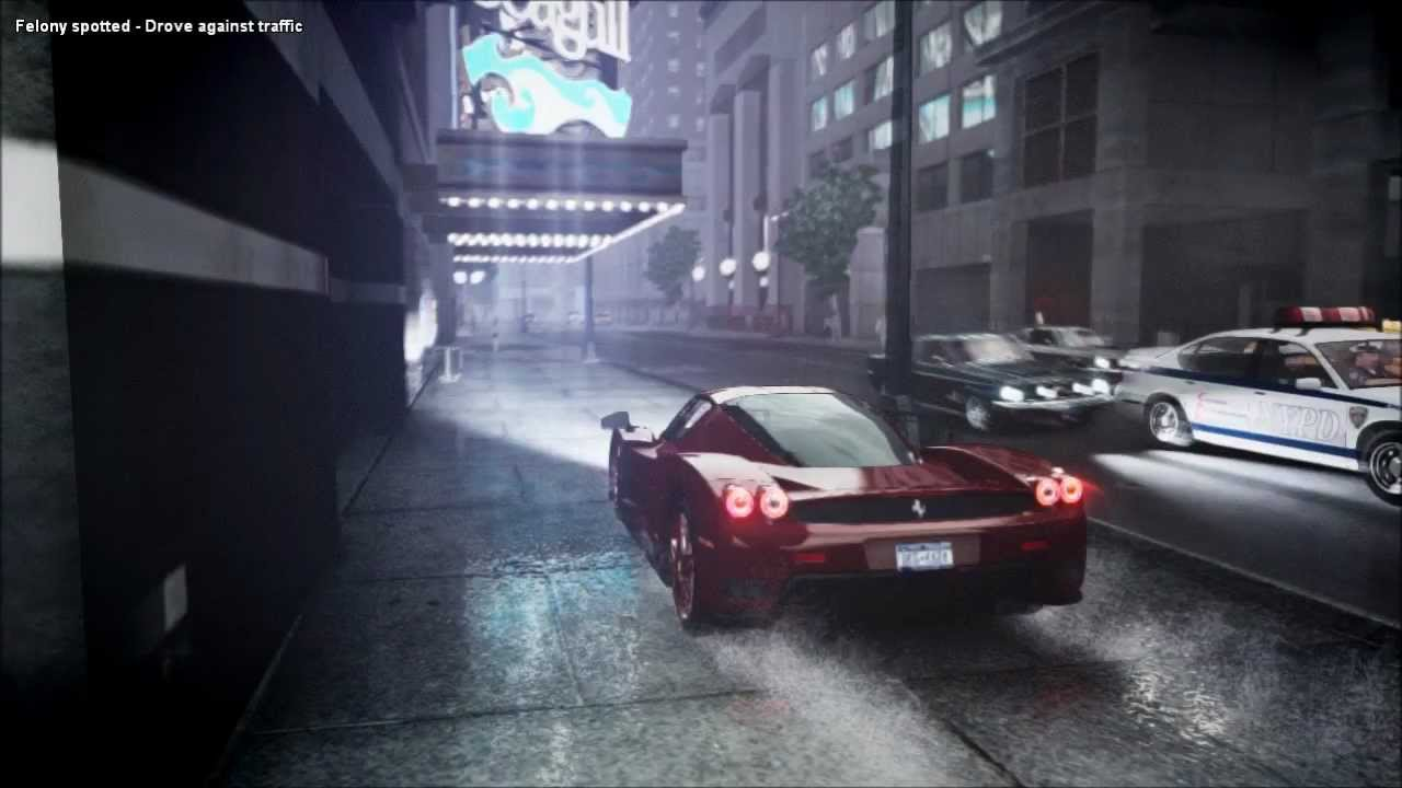 Grand Theft Auto IV Looks Amazing All Over Again