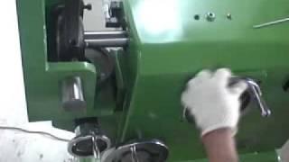 Video Máy doa tay biên và lỗ ắc piston CBR hệ cơ