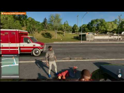 GTA V+Watch Dogs 2 ReShade by JR - смотреть онлайн на Hah Life