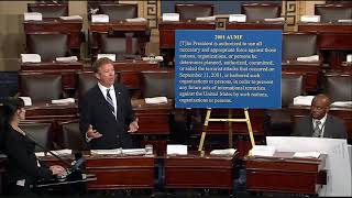 Rand Paul FULL Speech on Voting on Military Force | AUMF