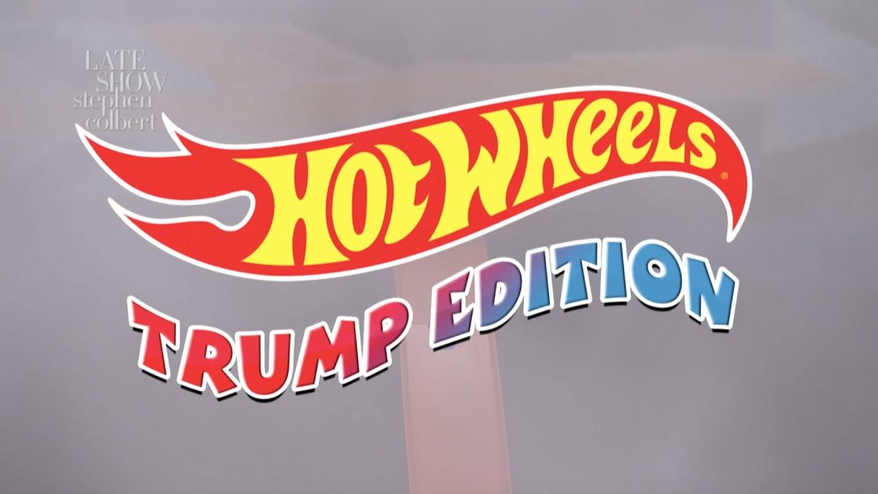 Introducing Hot Wheels: Trump Edition thumbnail