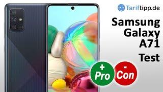 Samsung A71 | Test (deutsch)